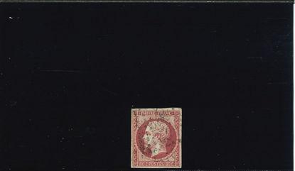 Immagine di 17e - NAPOLEONE III 80 c VINACEO