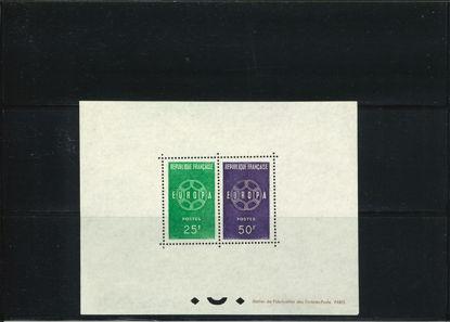 Immagine di 1218 - B.SPECIAUX EUROPA 59 GOMMATO