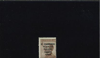 Immagine di 126 - CONGRESSO FILATELICO 0.40 VAL. 1