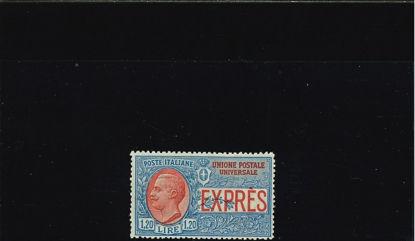 Immagine di 8 - VITTORIO EMANUELE III° N.E. 1.20 VAL. 1