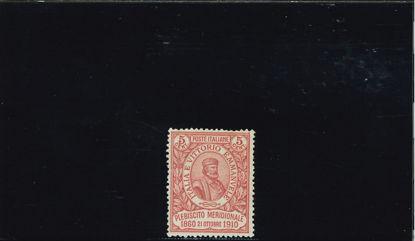 Immagine di 89 - GIUSEPPE GARIBALDI  5 + 5 0.05 VAL. 1