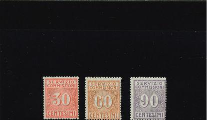 Immagine di 1 - .SERVIZIO COMMISSIONI CIFRA  VAL. 3