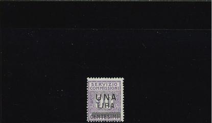 Immagine di 6 - SERVIZIO COMMISSIONI SOVR.CIFRA 1 SU 90 1.00 VAL. 1