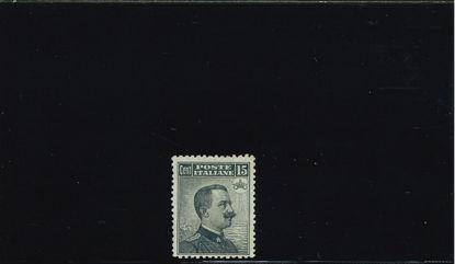 Immagine di 86 - V.EMANUELE III° DX C VICINA 0.15 VAL. 1