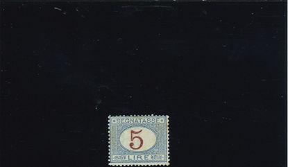 Immagine di 30 - CIFRA IN OVALE 5.00 VAL. 1
