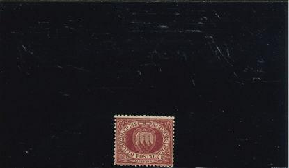 Immagine di 5 - STEMMA 25 c. bruno lacca VAL. 1