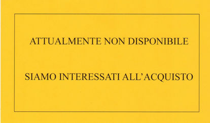 Immagine di 20 - STEMMA  1 L. carm. su giallo VAL. 1