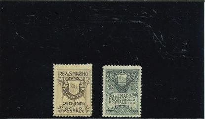 Immagine di 49 - STEMMA -fondo giallo- VAL. 2