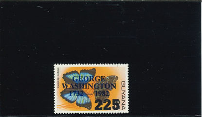 Immagine di 1298 - SOVRASTAMPATO: G. WASHINGTON