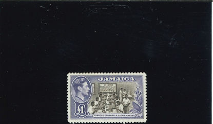 Immagine di 133a - DEFINITIVA GIORGIO VI° £1,00