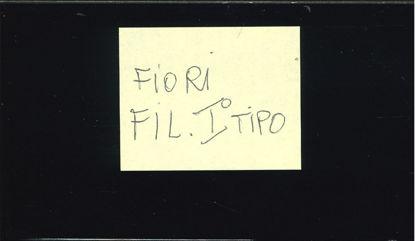 Immagine di 48 - IDEM : FIL. I° TIPO VAL.2