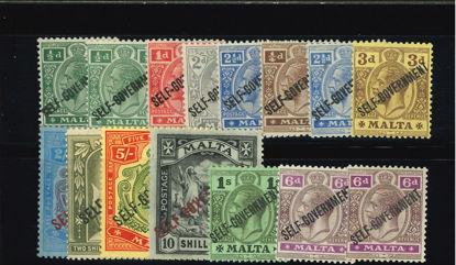 Immagine di 66 - SELF GOVERNEMENT MANCANO 81 e 77