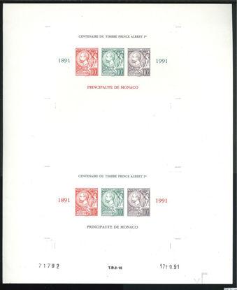 Immagine di 51 - ALBERTO I 2bf ND in unico foglio col.div