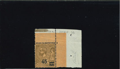 Immagine di 70a - CARLO III DOPPIA SOVRASTAMPA 45/50