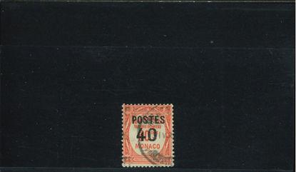 Immagine di 146b - TASSE SOVR.  40/60 CIFRE SPAZIATE