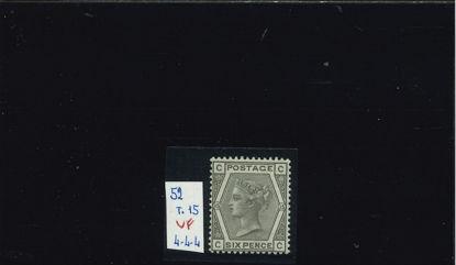 Immagine di 52 - NUOVI VALORI 6 p GRIGIO T15 VF