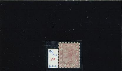 Immagine di 55 - REGINA VITTORIA 2,5 s ROSA C T1 VF