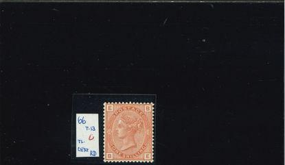 Immagine di 66 - TIPO PRECEDENTE 1 s ROSSO T13 VF