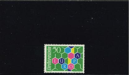 Immagine di 355 - EUROPA 1960 II° TIRATURA