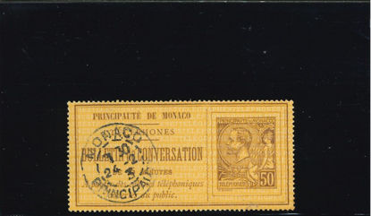 Immagine di 1 - FRANCOBOLLO TELEFONICO