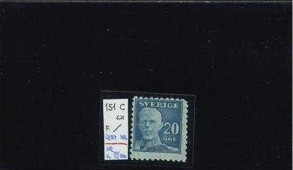 Immagine di 157Ca - EFFIGIE  D SU 4 LATI 20 o AZZ. 151C CX /