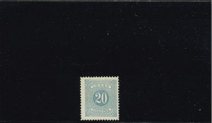 Immagine di 6B - SEGNATASSE 20o D 14