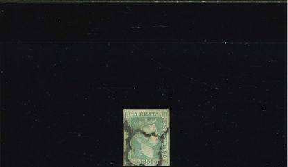 Immagine di 5 - ISABELLA II 10 r VERDE CHIARO