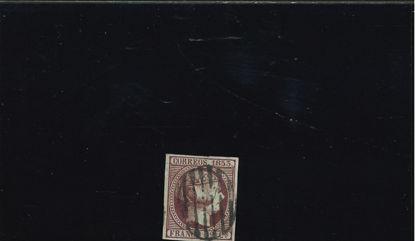 Immagine di 18 - MILLESIMO 1853 12 c VIOLETTO