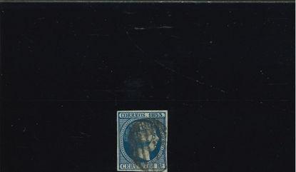 Immagine di 21 - MILLESIMO 1853 6 r AZZURRO