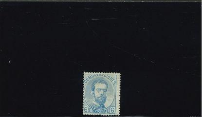 Immagine di 118 - AMEDEO I 6 c AZZURRO
