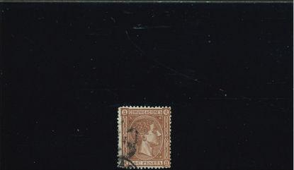 Immagine di 158 - ALFONSO XII 40 C BRUNO