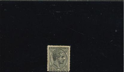 Immagine di 176 - ALFONSO XII 20c. NERO