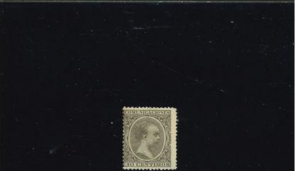 Immagine di 205 - ALFONSO XIII 30 c OLIVA