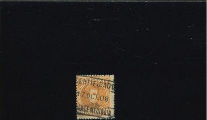 Immagine di 225 - ALFONSO XIII 10 P GIALLO