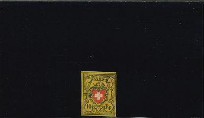Immagine di 15a - RAYON II 10 R ARANCIO BRUNO