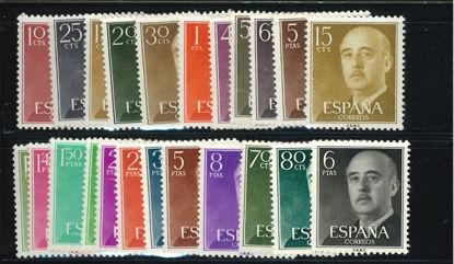 Immagine di 854 - GENERALE FRANCO + 855a +867a