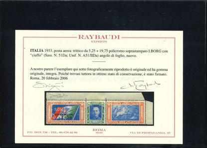 Immagine di 51 - TRITTICI CROCIERA NORD ATLANTICA  VAL. 1