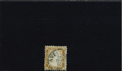 Immagine di 1 - VITTORIO EMANUELE II° - RILIEVO - 0.10 VAL. 1