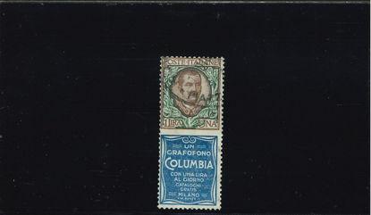 Immagine di 19 - PUBBLICITARI - COLUMBIA - 1.00 VAL. 1