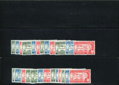 Immagine di 1958 FEDERAZIONE CARAIBICA (STANLEY GIBBONS) (30 V.)