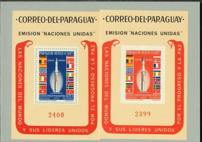 Immagine di 58 - 1964 NAZIONI UNITE