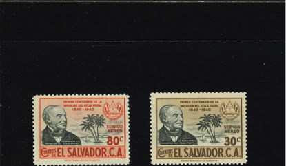 Immagine di 64 - CENTENARIO DEL FRANCOBOLLO