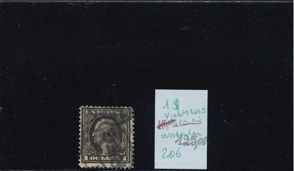 Immagine di 206 - WASHINGTON 1 $ VIOLETTO NERO