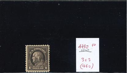 Immagine di 303 - FRANKLIN  1 $