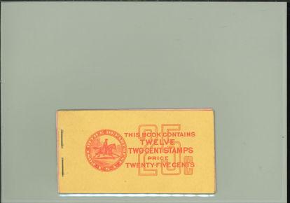 Immagine di 91 - 25 CENT TESTO ROSSO COP.CAMOSCIO
