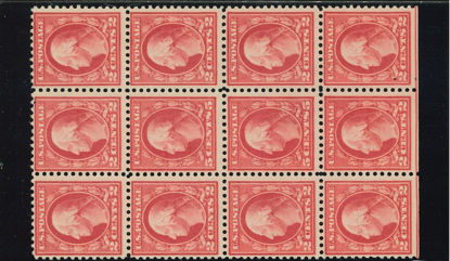 Immagine di 340A - WASHINGTON 5 C X2 NEL BLOCCO DI 12 DEL 2 C