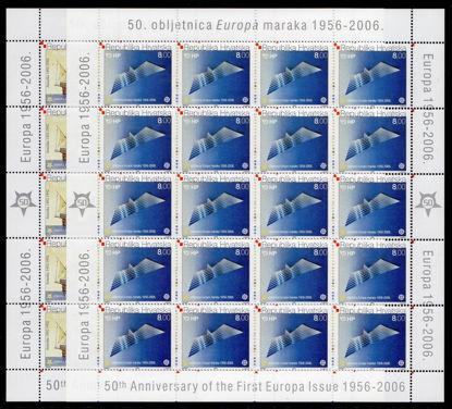 Immagine di 694 - 50° EMISSIONE FRANCOBOLLI EUROPA