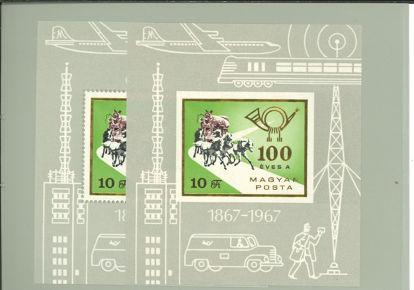 Immagine di 66 - CENT.POSTE D.+ND. 60IA+60IB II° TIPO