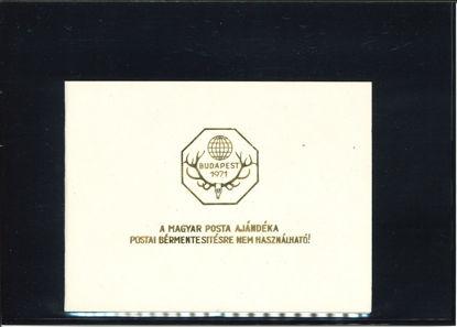 Immagine di 64a - EXPO CACCIA BF. RICORDO NERO ND.(PR.MICHEL)