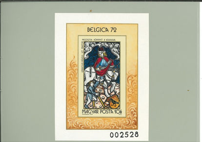 Immagine di 95a - EXPO BELGICA 72